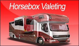 Horsebox Valeting